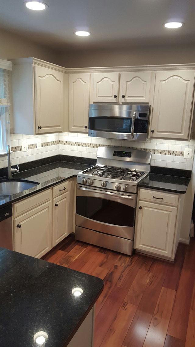 Kitchen Cabinet Refresh | Tuscany Designs - Tuscany Designs