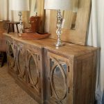 Teak Wood Credenza- Shabby Chic Furniture in Frederick Maryland
